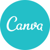 canva-circle- crear logo gratis