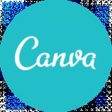 canva-circle- crear logo gratis