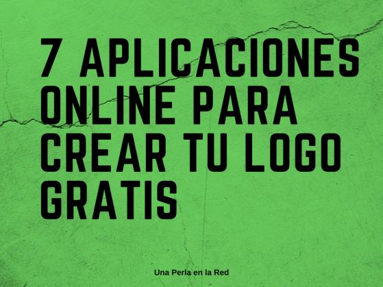 7 aplicaciones online crear tu logo gratis