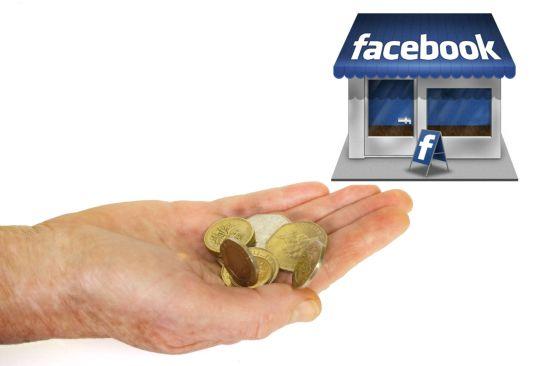 aplicaciones venta online facebook