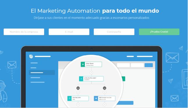 sendinblue marketingautomation