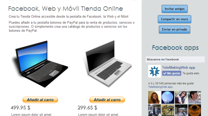 TIENDA-TELEMAKING-WEB