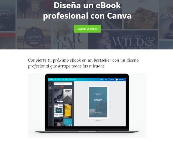 canva-crea ebook gratis