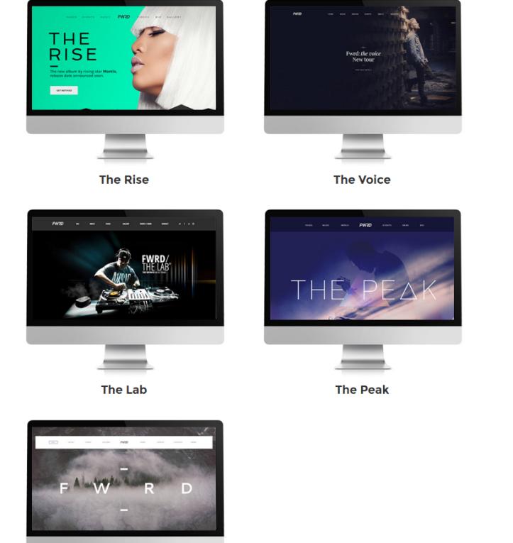 WordPress-Theme-FWRD