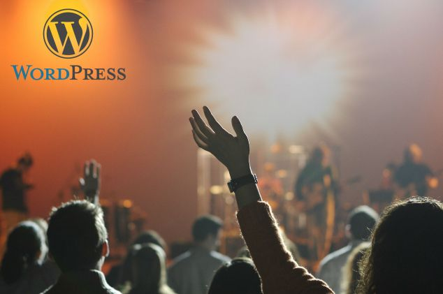 Wordpress Theme Music Post1