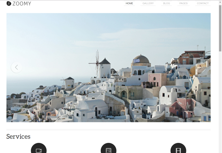 Zoomy-Theme WordPress TeslaThemes