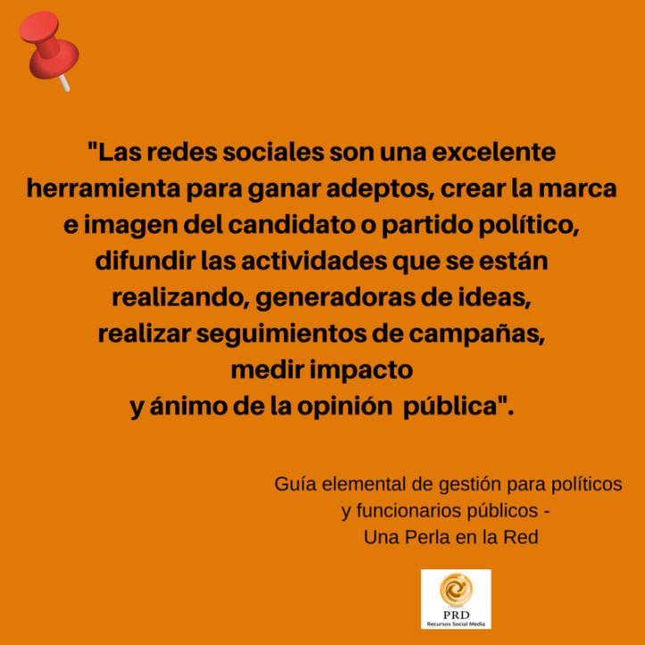 Redes sociales y política-2