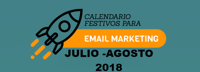 PLAN MARKETING JULIO Y AGOSTO 2018