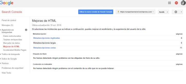 solucionar html