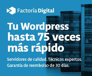 Hosting WordPress con descuento