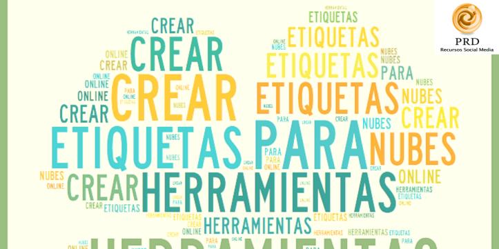 herramientas para crear nube de palabras o etiquetas